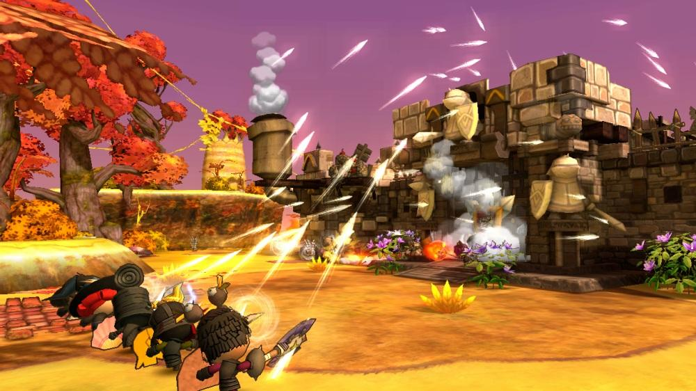 Imagem de Happy Wars Trailer