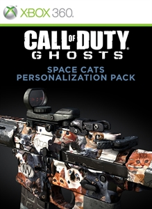 Call of Duty®: Ghosts - Paquete Gatos espaciales