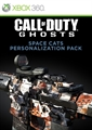 Call of Duty®: Ghosts - Pack Chats de l'espace