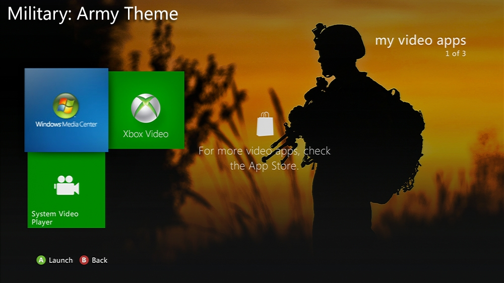 Image from Military: Army Premium Theme