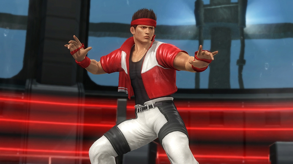 Image from Dead or Alive 5 Ultimate Jann Lee Legacy Costume