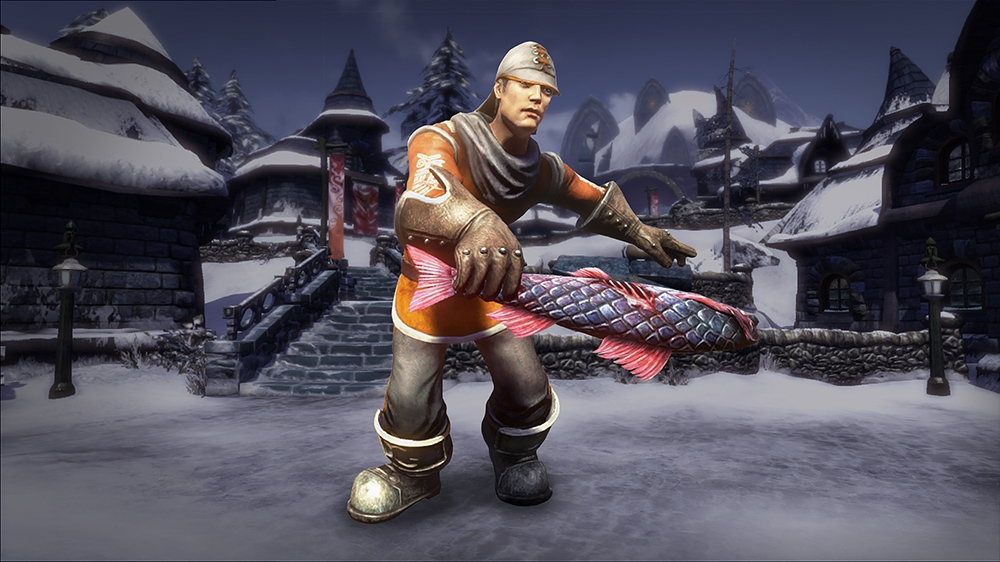 Image from Fable Guard Weapon and Outfit Pack