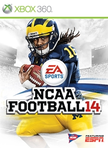 NCAA FOOTBALL 14 Maximum Player Training