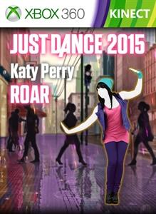 "Just Dance 2015 - ""Roar"" by Katy Perry"