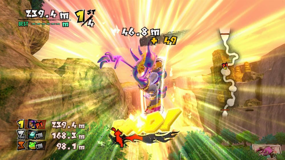 Snímek ze hry Krystale's Board