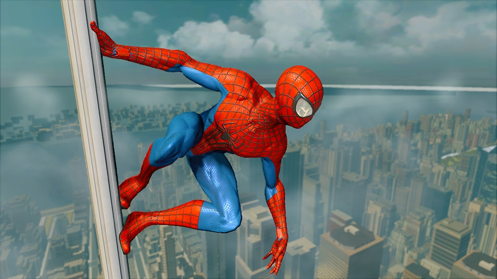Image from COSMIC SPIDER-MAN SUIT