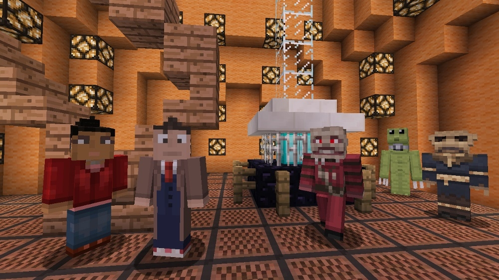Image de Pack de skins Doctor Who 1 et 2