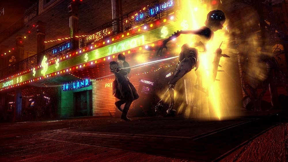 Image from Download the latest DmC Devil May Cry trailer from E3 2012.