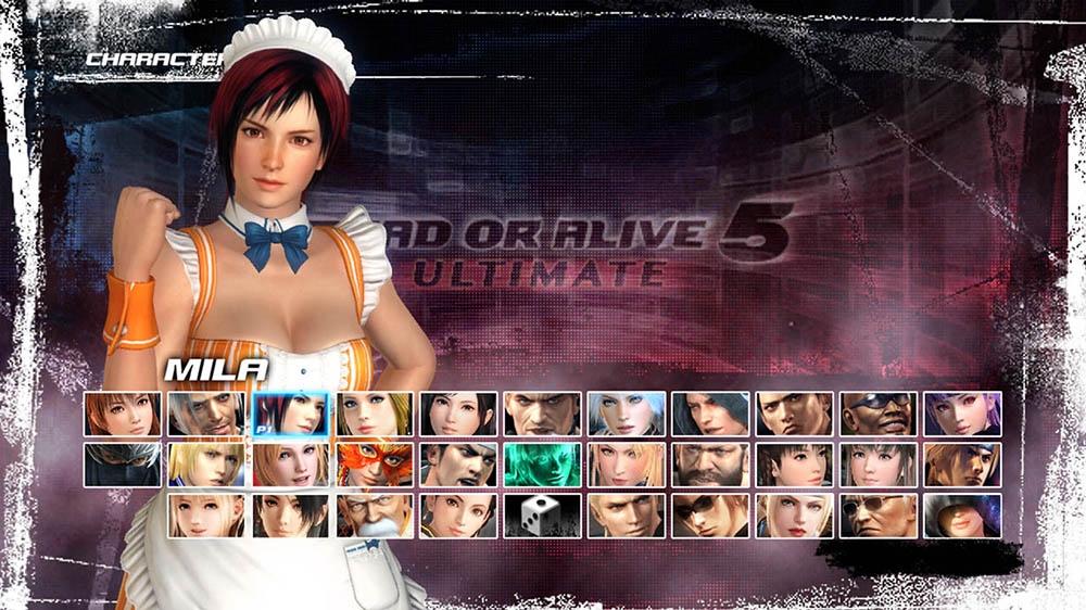 Image de Dead or Alive 5 Ultimate - Tenue soubrette Mila