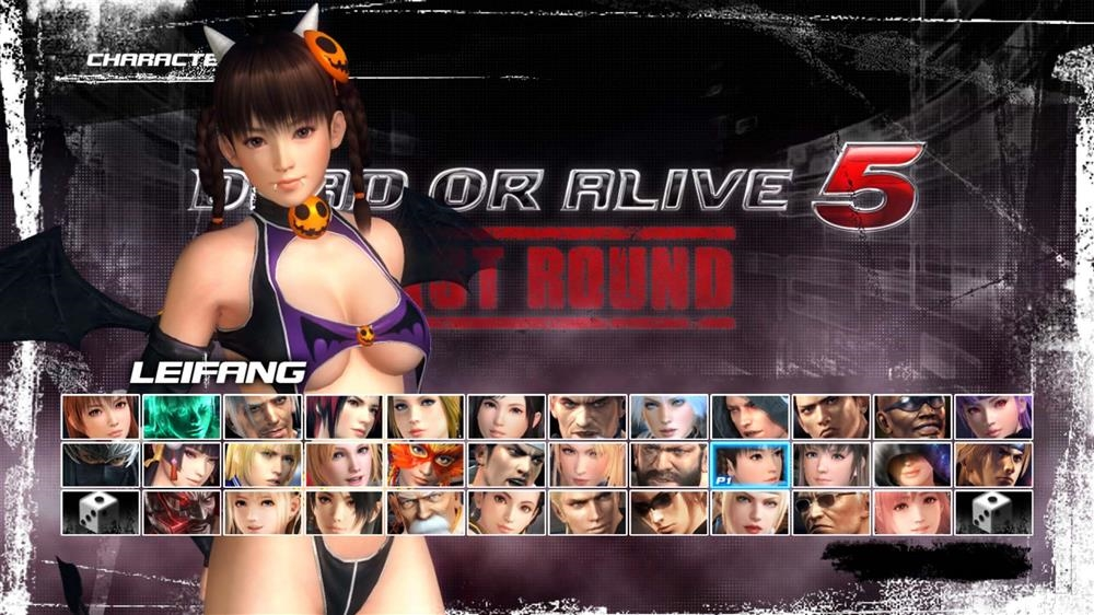 Image from DOA5LR Leifang Halloween Costume 2015