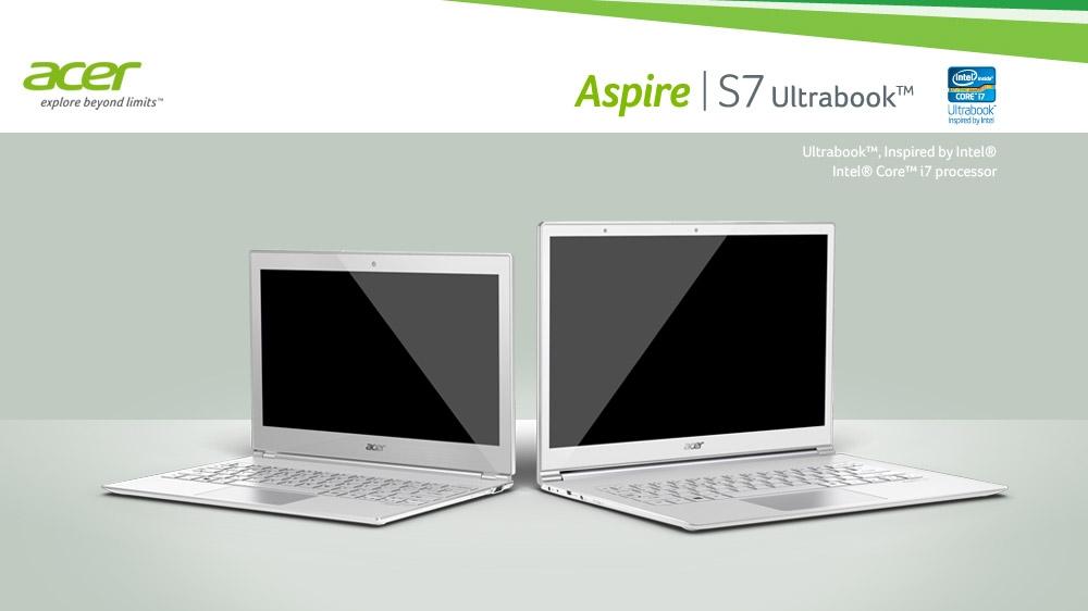 Bild von Acer Aspire S7 Ultrabook™ - Theme