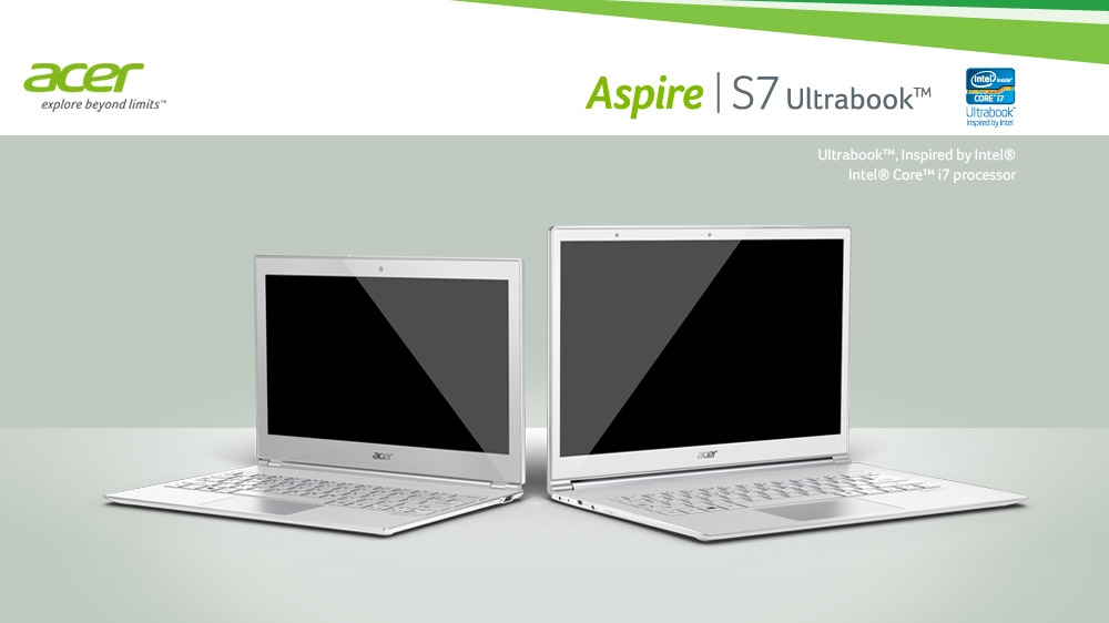 Image de Acer Aspire S7 Ultrabook™ - Thème