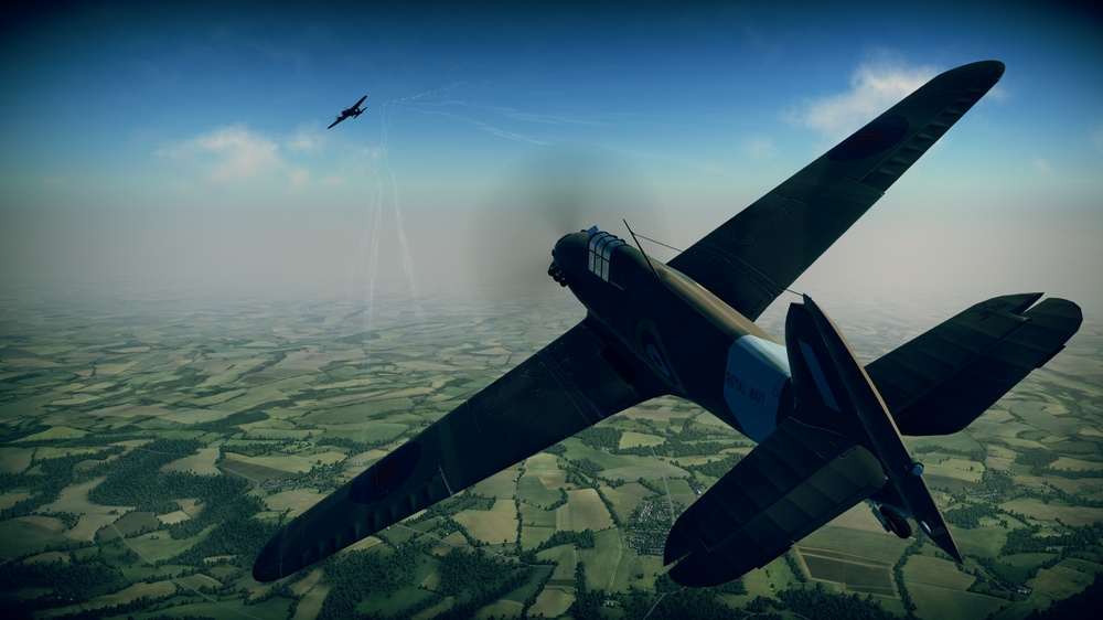Image from Map Pack 1 Battle of Britain