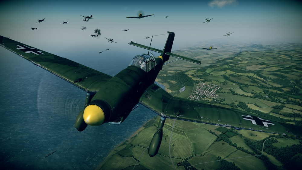 Kép, forrása: Map Pack 1 Battle of Britain