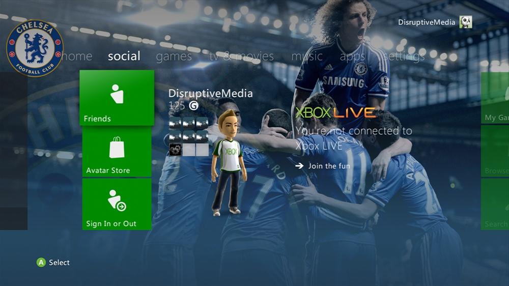 Image de Chelsea FC - Series IV Theme