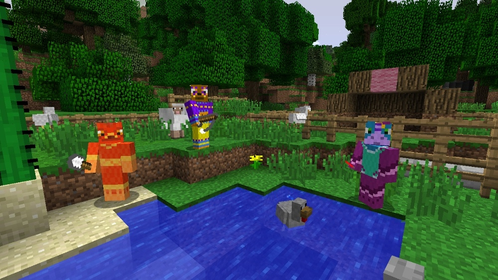 Image de Pack skins 2 (version d'évaluation)