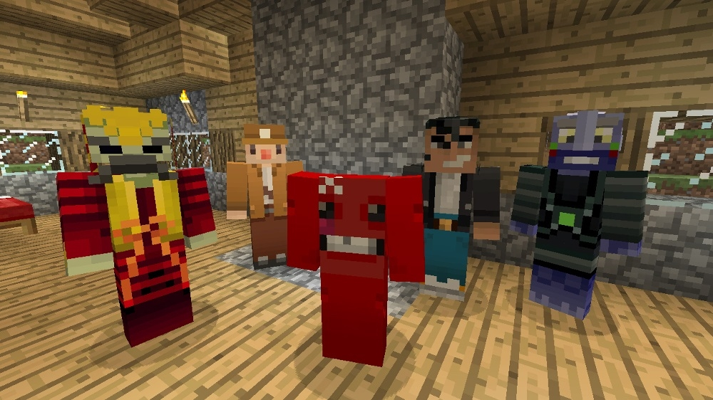 Image from Skin Pack 2 (Trial)
