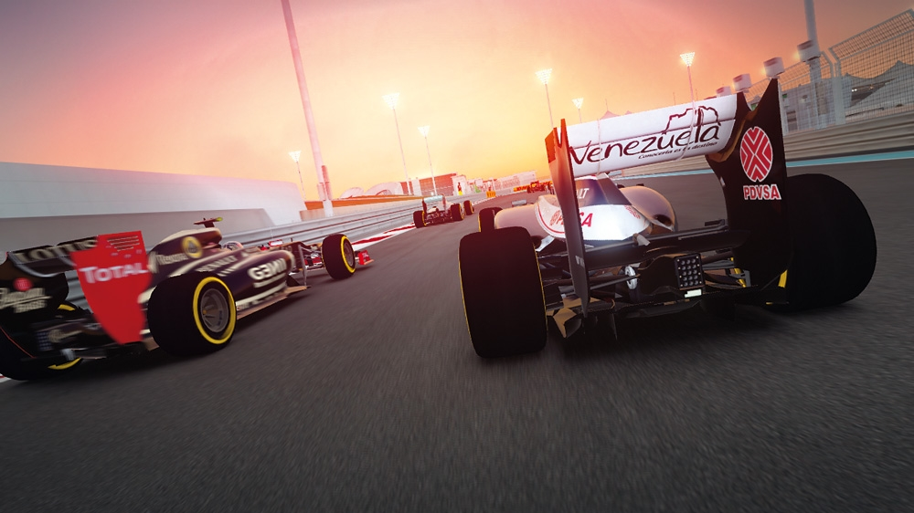 Kép, forrása: F1 2012™ Dev Diary 2: Training