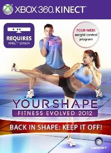 다시 예전 몸매로: 유지하기! - Your Shape™ Fitness Evolved 2012