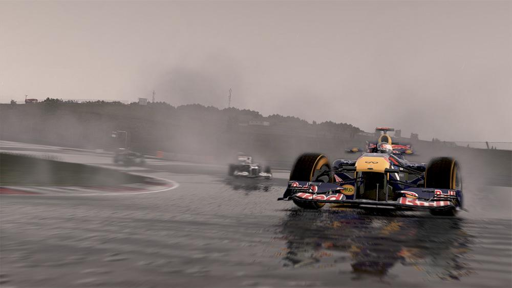 Image from F1 2011 Gameplay Trailer #1
