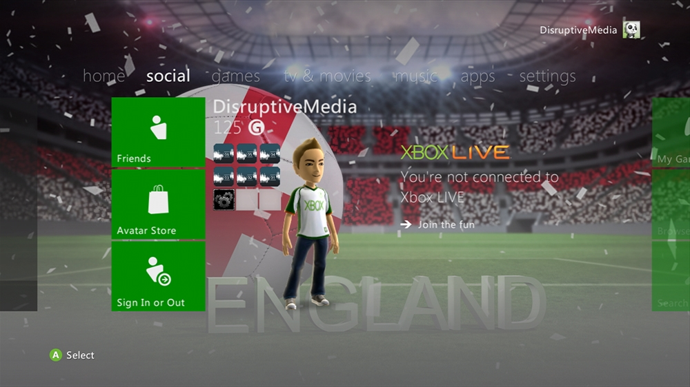 Imagen de World of Football - England Theme