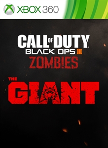 Carte zombies The Giant pour Black Ops III