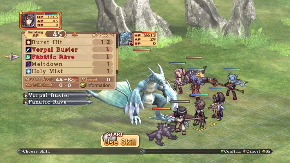 Image from Agarest War Zero - L's Daily Life Extension Pack