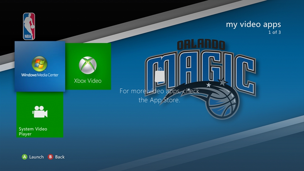 Image from NBA - Magic Highlight Theme
