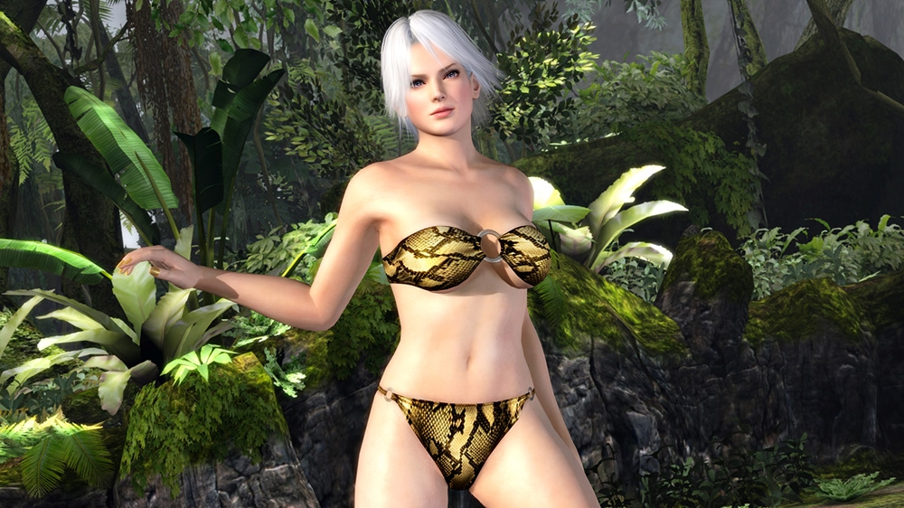 Image from Christie DOA5 Costumes
