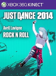 "Just Dance 2014 - ""Rock N Roll"" by Avril Lavigne"