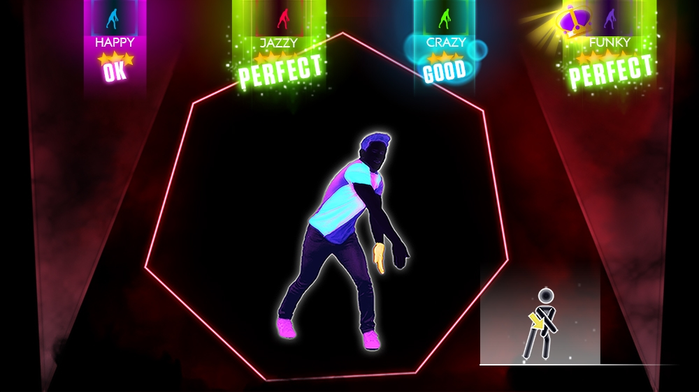"Kuva pelistä Just Dance®2014 ""Don't You Worry Child"" by Swedish House Mafia Ft. John Martin"