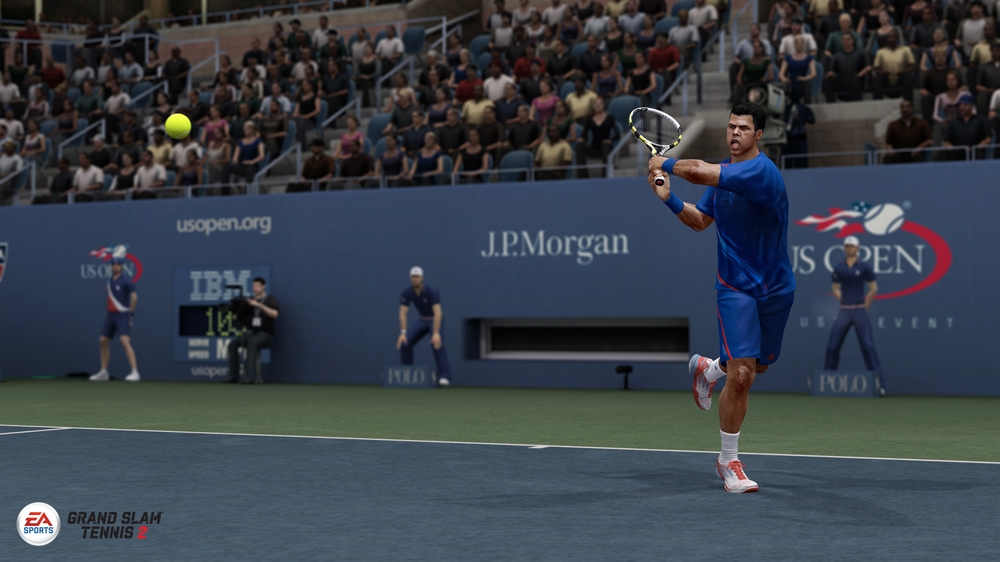 Image from EA SPORTS™ Grand Slam® Tennis 2 - Demo Trailer