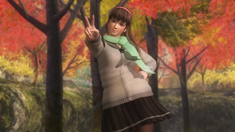 Image de Uniforme scolaire de Hitomi