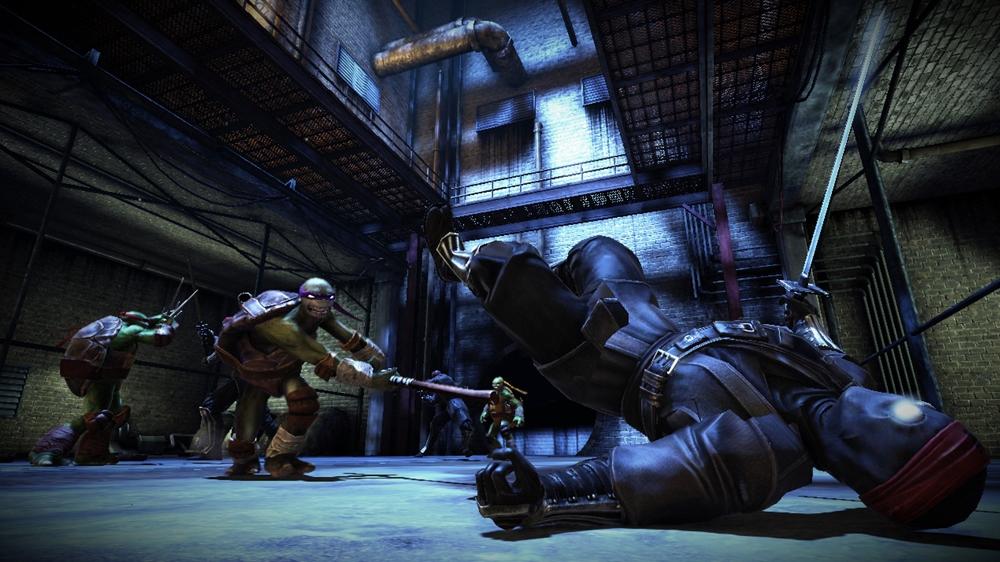 Imagen de Teenage Mutant Ninja Turtles: Desde Las Sombras