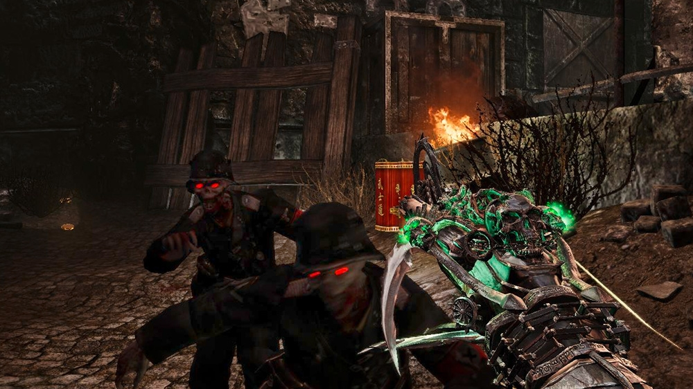 "Image from Painkiller Hell & Damnation: Operation ""Zombie Bunker"""