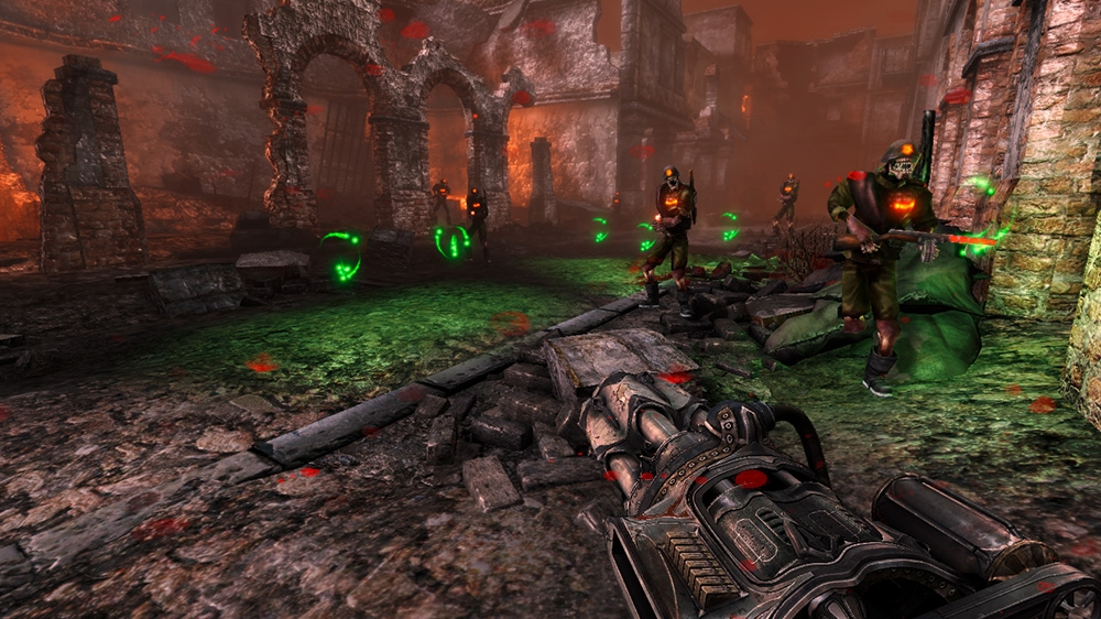 "Image de Painkiller Hell & Damnation: Operation ""Zombie Bunker"""