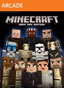 Pack de aspecto Star Wars Prequel de Minecraft