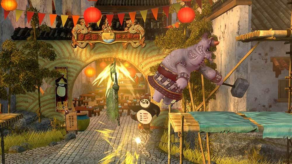 Image de Kung Fu Panda Skin: Maître Grue Jombie