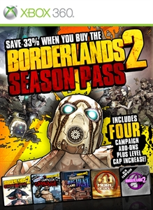 Borderlands 2 Season Pass boxshot