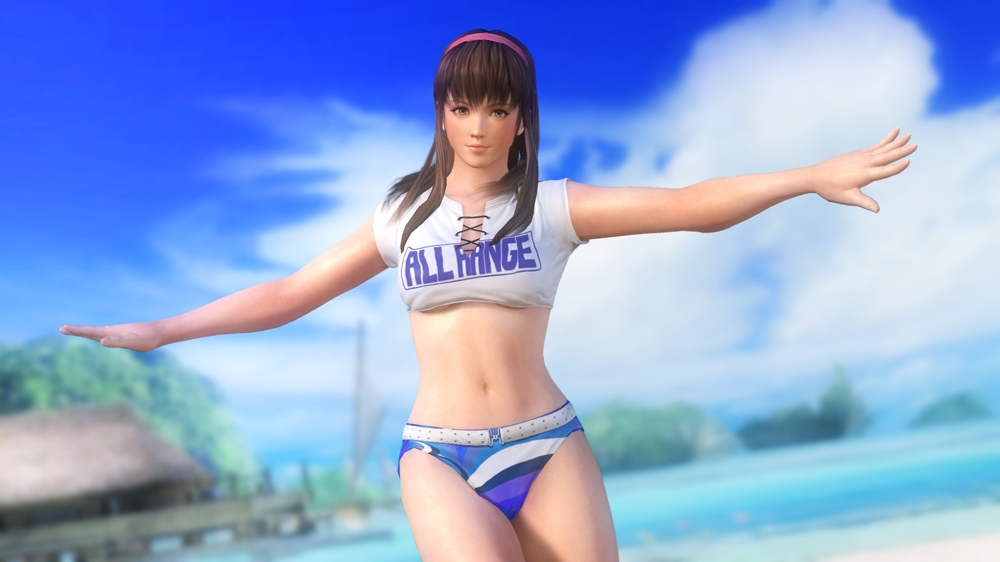 Image from Dead or Alive 5 Hotties Swimwear Pack 2