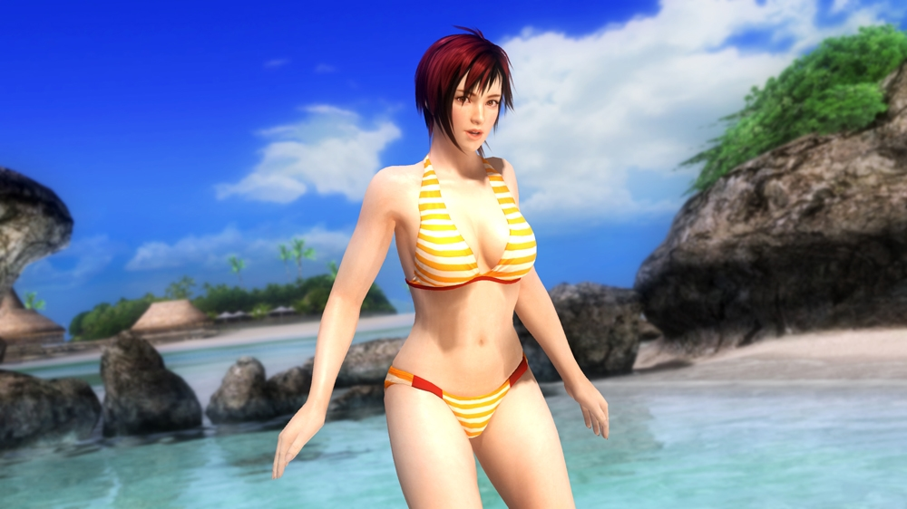 Afbeelding van Dead or Alive 5 Hotties Swimwear Pack 2