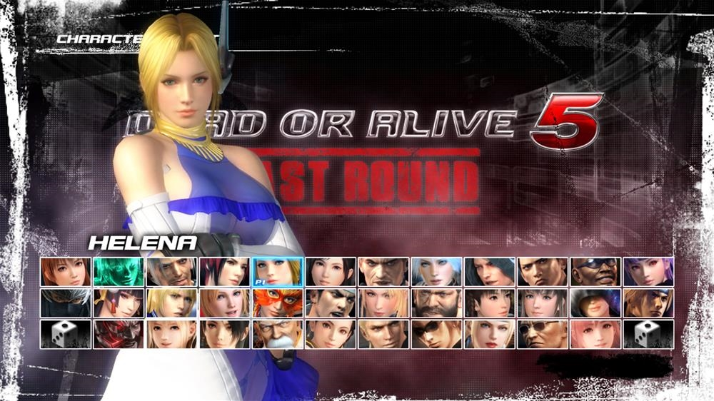 Image from DOA5LR Costume by Tamiki Wakaki - Helena