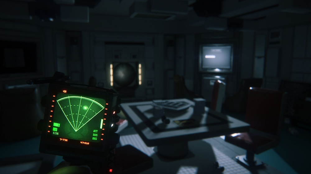 Image from Alien: Isolation - Corporate Lockdown