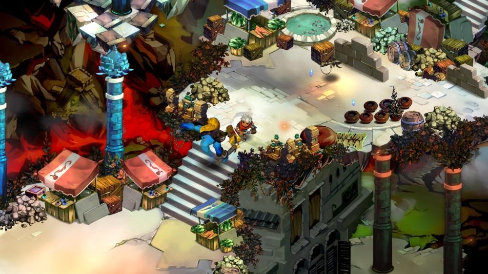 Billede fra Bastion - Launch Trailer