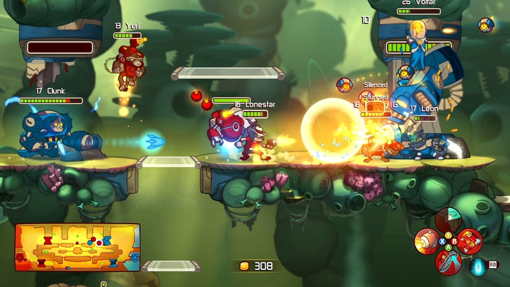 Image from Awesomenauts-Theme