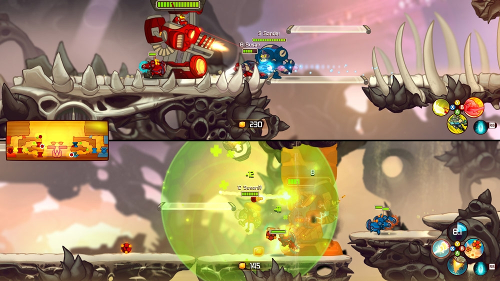 Image de Awesomenauts-Theme