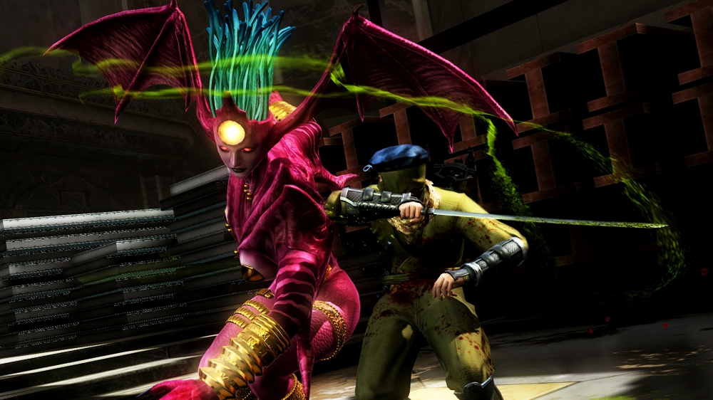 Image from Ninja Gaiden 3 Ninja Pack 1