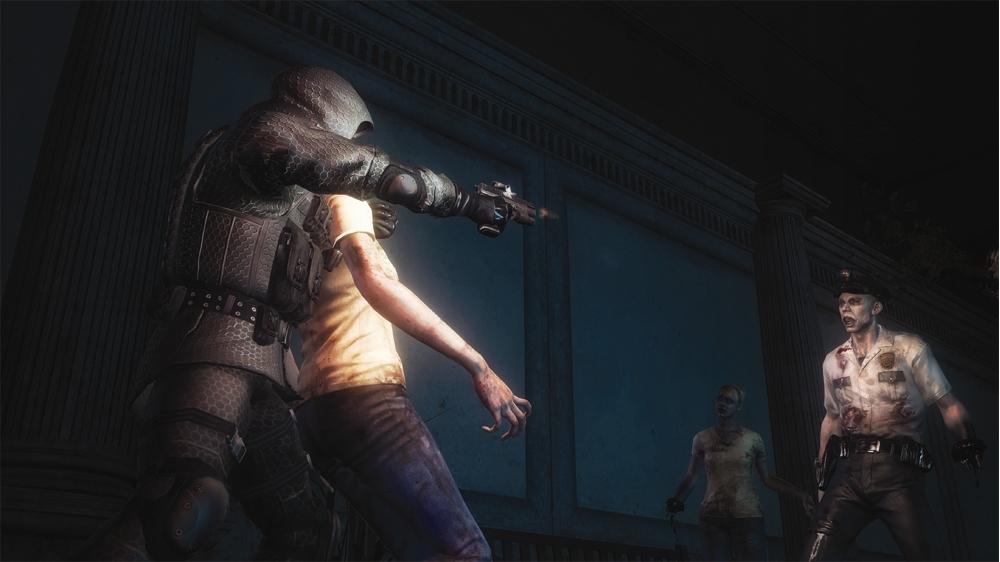 Bild von Racoon-City-Waffenversteck