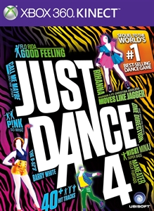 Just Dance4 DJ Fresh - Gold Dust