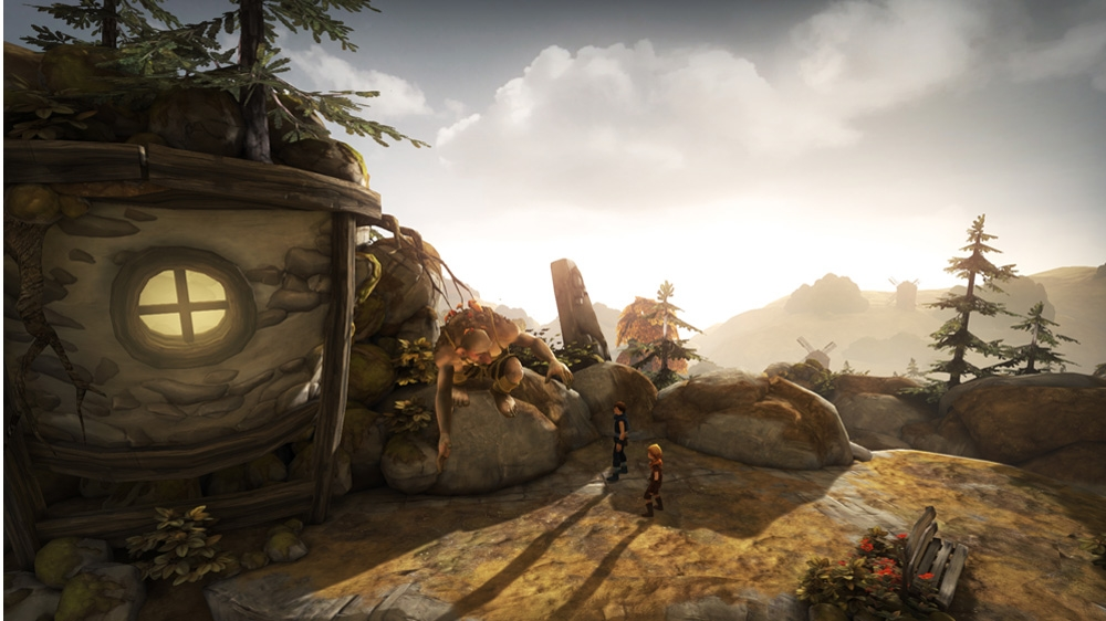 Imagen de Brothers: a Tale of two Sons - Walkthrough video
